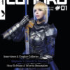Cohaku #01 - The Cosplay Magazine - Cover