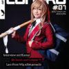 Cover Cohaku #07: Chikako Cosplay als Aisaka Taiga (ToraDora!). Foto von Kazenary