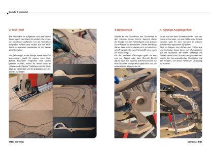 Scissor Blade aus MDF von Mexxkite