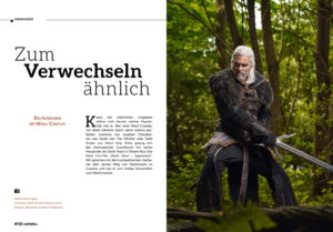 Interview mit Maul Cosplay