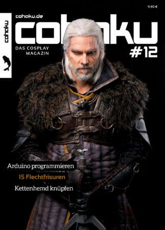 Cohaku #12 - Cover