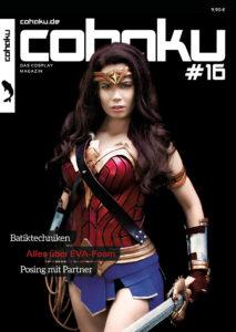Cohaku #16 - Cover