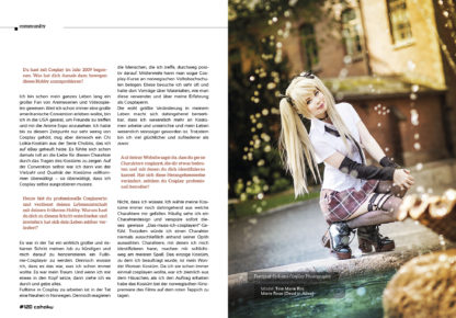 Interview mit Tine-Marie Riis 2