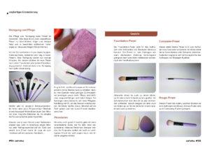 Make-Up Pinselguide 2