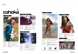Cohahku #18 - Inhaltsverzeichnis