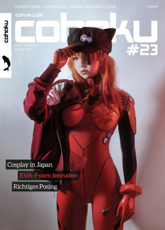 Cohaku #23 - Cover: Banbanko_ fotografiert von HLL.