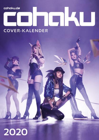 Cohaku Cover Kalender 2020