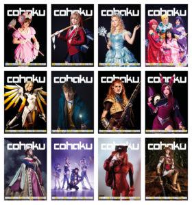 Cohaku Kalender 2020 Collage